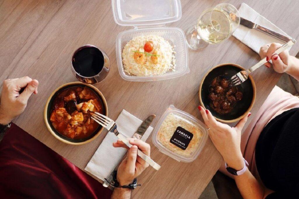 Foto de Candela Restaurante adapta al delivery su casera y castiza