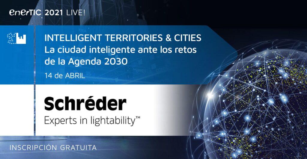 Foto de Schréder_ Foro Intelligent Territories & Cities